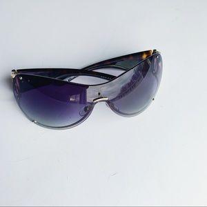 Auth. Gucci Tortoise Shell Sunglasses
